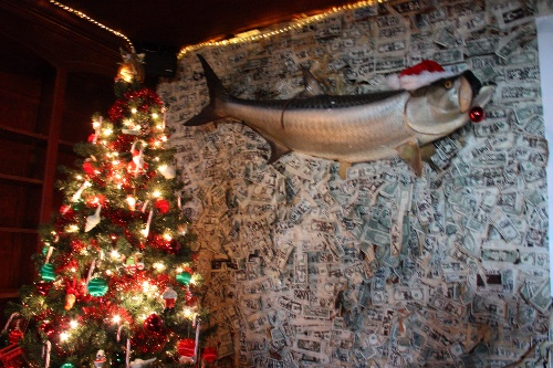 Merry Christmas from Cabbage Key!