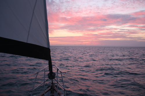 Make plans to realize your dream and sail off into the sunset.