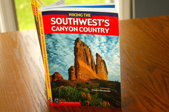 The best hiking guide for Southwest Utah's Canyon Country ... recommended by someone who lives and hikes there.