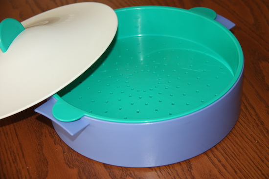 Older stuff may not be BPA free as I found out on my favorite microwave steamer.