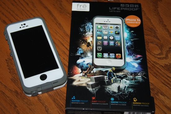 Shortly after e-mailing the requested warranty photo, I have a brand new Lifeproof case for my IPhone!
