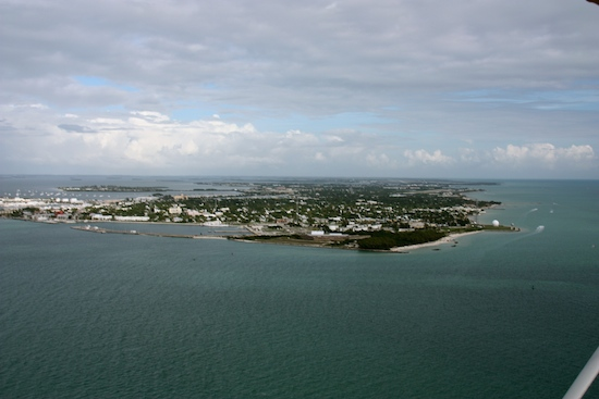 Beyond Key West Aerial