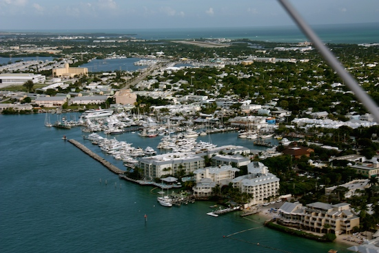 The Key West Historic Seaport.  One of our favorite areas to go wander and people watch.