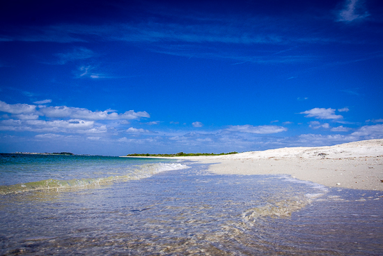 Cayo Costa Beach ... shells and endless miles of beach - away from the crowds