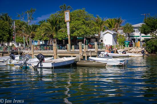 Bradenton Beach Free Dinghy Dock