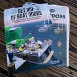 The New Get Rid of Boat Odors .. a most valuable companion aboard!