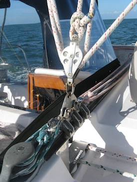 Practical Tips: Use the Traveler to Sail Better!Commuter